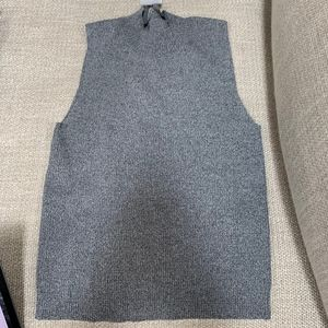 Brandy Melville High Neck Tank Top